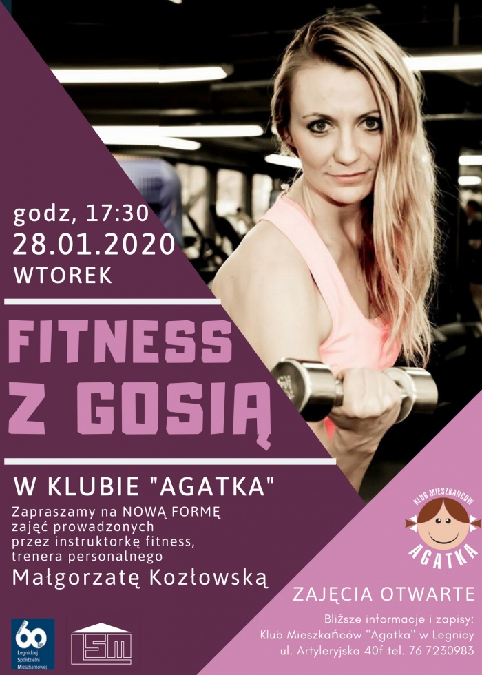 "Fitness event w ""Agatce"""